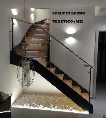 Scale in legno – Messina – Scale in Legno